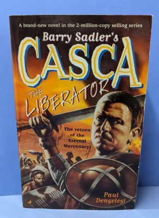 CASCA: The Liberator (#23). Paul Dengelegi