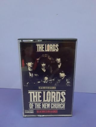 The Lords of the New Church - The Method to Our Madness. The Lords of the New Church