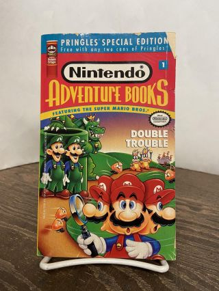 Super Mario Bros: Double Trouble (Nintendo Adventure Books, #1). Clyde Bosco