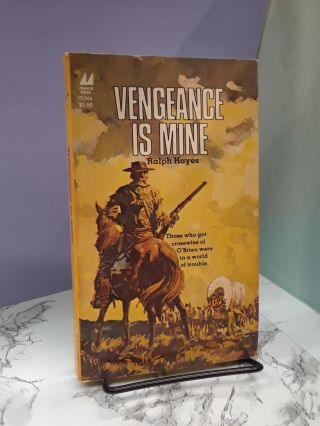 Vengeance is Mine. Ralph Hayes