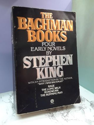 The Bachman Books. Stephen King