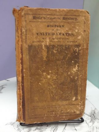 History of the United States. N. H. Keene