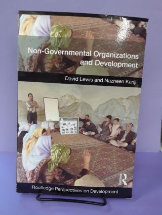 Non-Governmental Organizations and Development. Lewis David