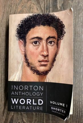 The Norton Anthology of World Literature. Martin Puchner