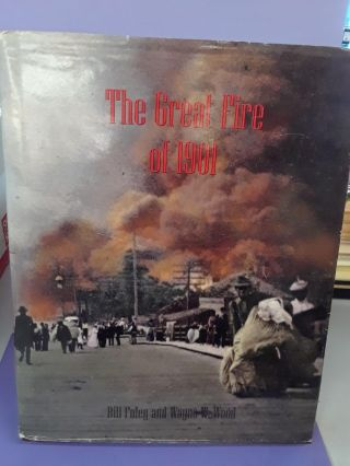 The Great Fire of 1901. Bill Foley