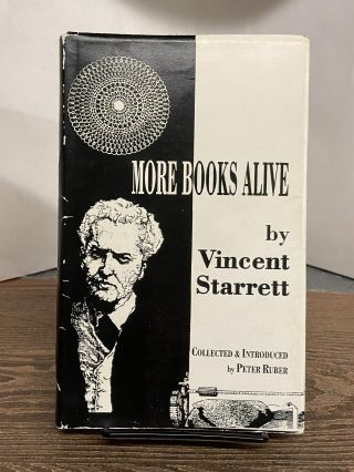 More Books Alive. Vincent Starrett