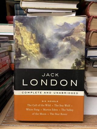 Jack London: Complete and Unabridged- Six Novels. Jack London