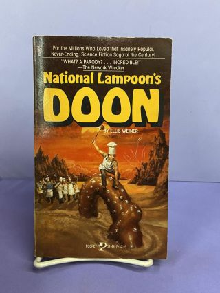 National Lampoon's Doon. Ellis Weiner
