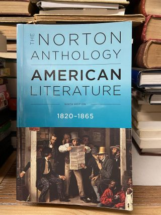 The Norton Anthology of American Literature (Ninth Edition) (Volumes A and B)