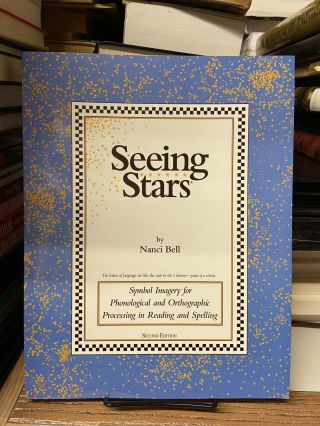 Seeing Stars: Symbol Imagery for Phonological and Orthographic Processing in Reading and Spelling...