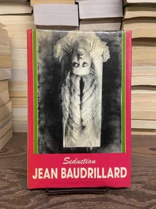 Seduction. Jean Baudrillard