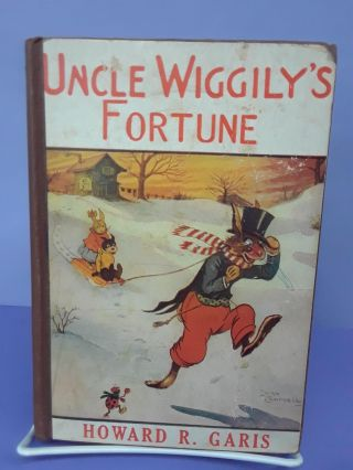 Uncle Wiggily's Fortune. Howard Garis