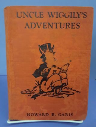 Uncle Wiggily's Adventures. Howard Garis