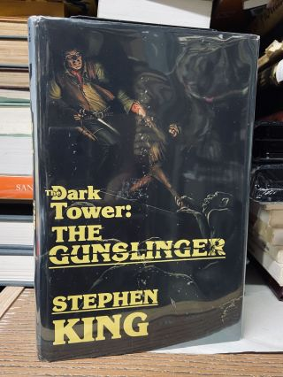 The Dark Tower: The Gunslinger. Stephen King