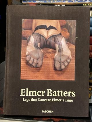 Legs That Dance to Elmer's Tune. Elmer Batters
