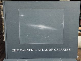Carnegie Atlas of Galaxies (2-Volume Set). Allan Sandage, John Bedke