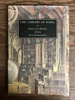 The Library of Babel. Jorge Luis Borges