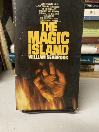 The Magic Island. William Seabrook