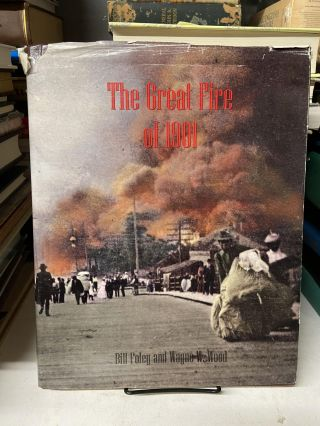The Great Fire of 1901. Bill Foley, Wayne W. Wood