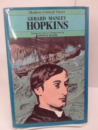 Gerard Manley Hopkins. Harold Bloom