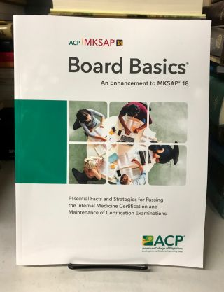ACP | MKSAP Board Basics. Virginia U. Collier