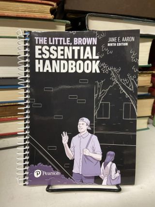 The Little, Brown Essential Handbook (Ninth Edition). Jane E. Aaron