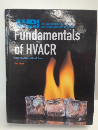 Fundamentals of HVACR. Carter Stanfield