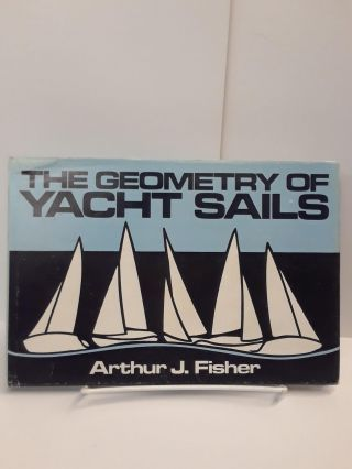 The Geometry of Yacht Sails. Arthur Fisher
