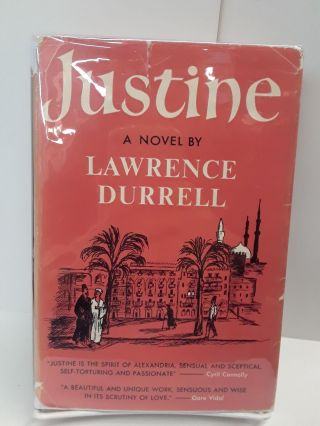 Justine. Lawrence Durrell