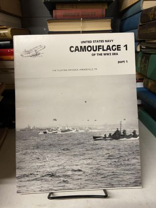 United States Navy Camouflage 1 of the WW2 Era, Part 1