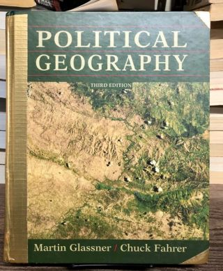 Political Geography. Martin Glassner, Chuck Fahrer