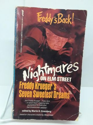 Nightmares on Elm Street: Freddy Krueger's Seven Sweet Dreams. Martin Greenberg