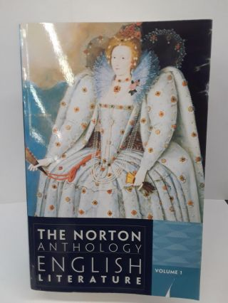 The Norton Anthology of English Literature. M. H. Abrams