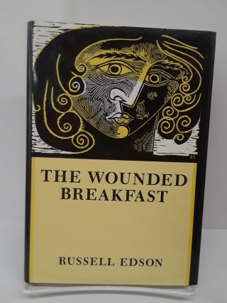 The Wounded Breakfast. Russell Edson