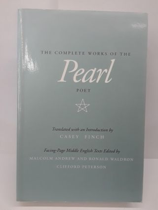 The Complete Works of the Pearl Poet. Malcolm Andrew