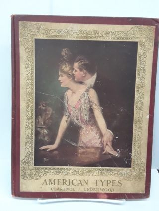 American Types. Clarence Underwood