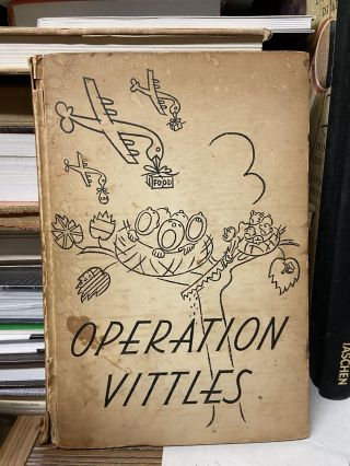 Operation Vittles Cook Book (Compiled by the American Women in Blockaded Berlin