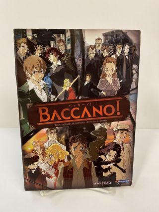 Baccano: The Complete Series