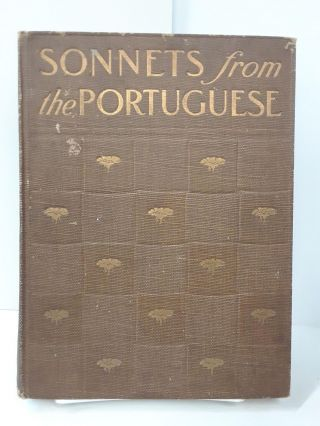 Sonnets From the Portuguese. Elizabeth Browning
