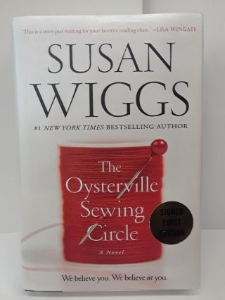 The Oysterville Sewing Circle: A Novel. Susan Wiggs