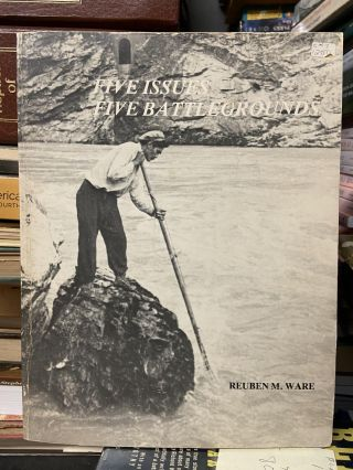 Five Issues Five Battlegrounds: An Introduction to the History of Indian Fishing in British...