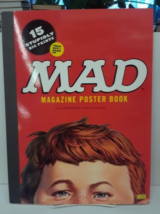 Mad Magazine Poster Book