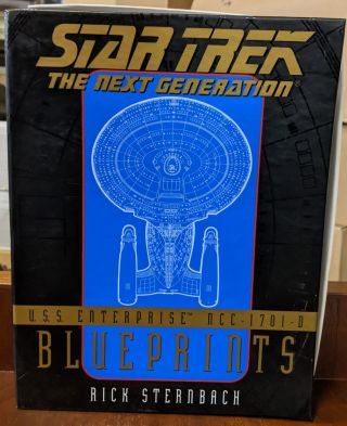 Blueprints: Star Trek The Next Generation