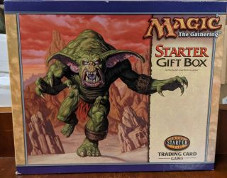 Magic the Gathering Starter Gift Box