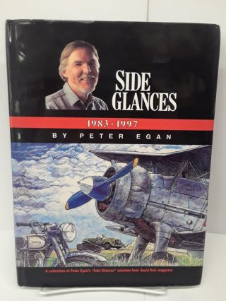 Side Glances: 1983-1997. Peter Egan