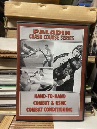 Hand-To-Hand Combat & USMC Combat Conditioning (Paladin Crash Course Series