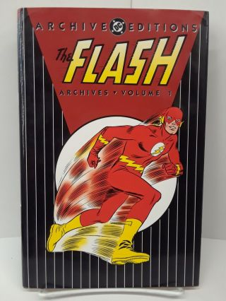 The Flash Archives. John Broome