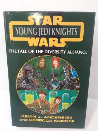 The Fall of the Diversity Alliance. Kevin Anderson