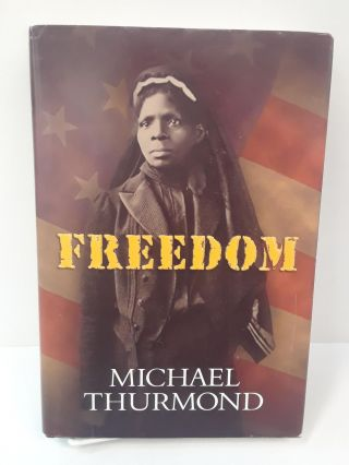 Freedom: An African-American History of Georgia, 1733-1865. Thurmond