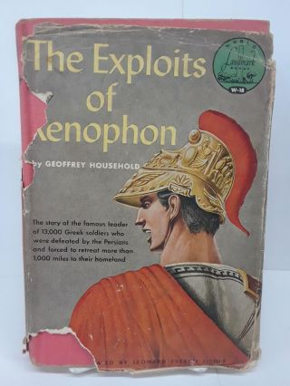The Exploits of Xenophon. Geoffrey Household